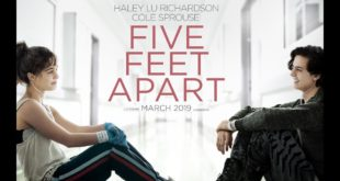 Five Feet Apart 2019 720p English Subtitle