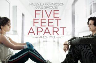 Five Feet Apart 2019 720p English Subtitle
