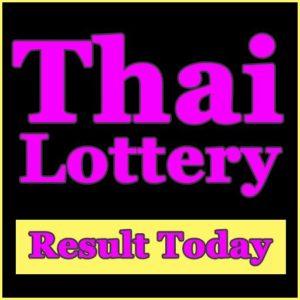 List of Thai Lottery Result Today 1st November 2019