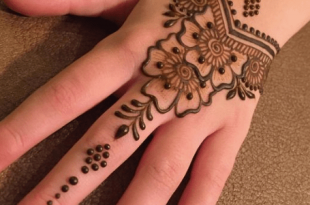 100+ Easy Mehndi Designs pictures for Hands in 2020