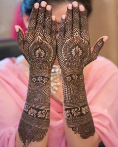 Latest Indian Bridal Mehndi Designs 2020