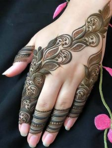 Best Mehndi Designs 2020