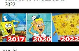 SpongeBob Squarepants Memes 2020