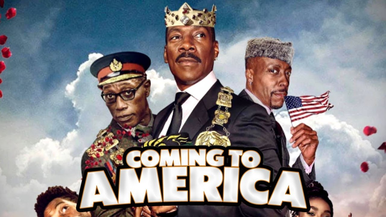 Image result for coming to america 2