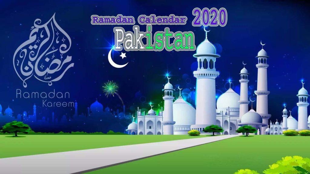 Ramadan 2020 Lahore Calendar Online Sehri Iftar Timing