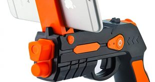 Wireless Bluetooth Gun Controller for Phone