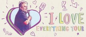 Patton Oswalt: I Love Everything English Subtitle
