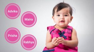 A to Z Baby Girl Names Hindu